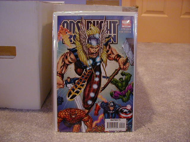ONSLAUGHT REBORN #2A  NM