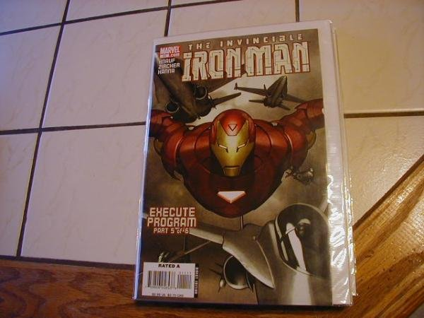IRON MAN #11 NM(2006)