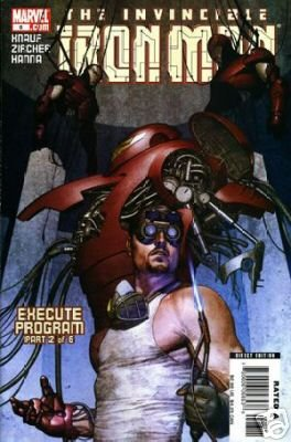 IRON MAN #8 NM(2006)