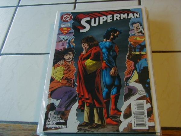 SUPERMAN #112