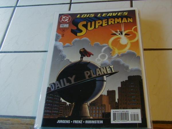 SUPERMAN #115
