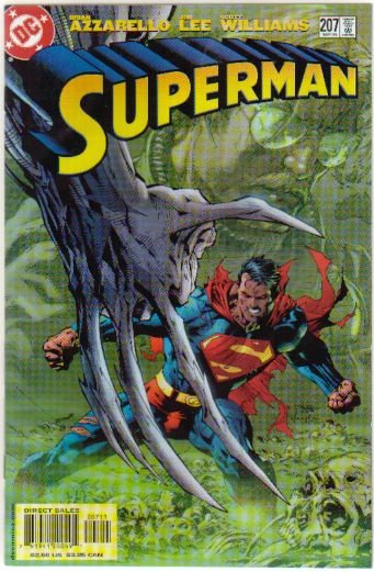 SUPERMAN #207 NM