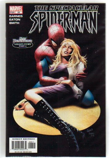 SPECTACULAR SPIDER-MAN VOL 2 #26 NM