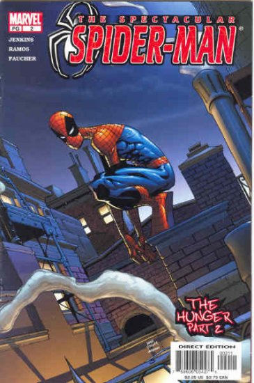 SPECTACULAR SPIDER-MAN VOL 2 #2 NM