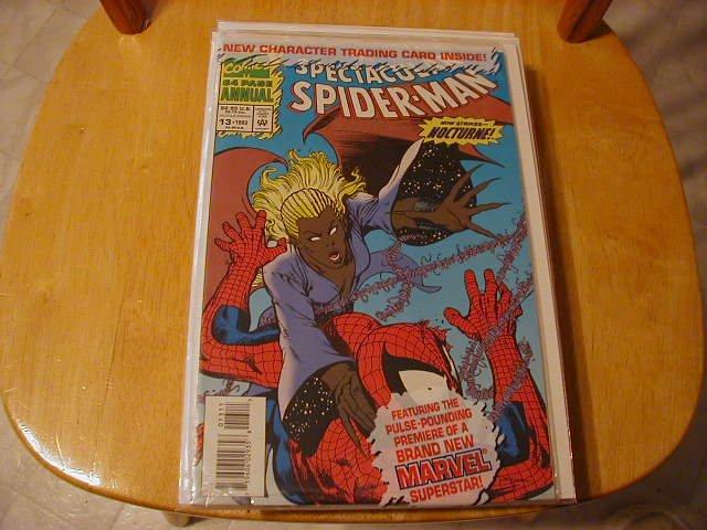 SPECTACULAR SPIDER-MAN ANNUAL #13