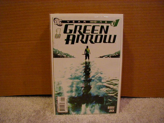GREEN ARROW YEAR ONE  #1 NM