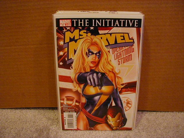 MS. MARVEL #13 NM (2006)