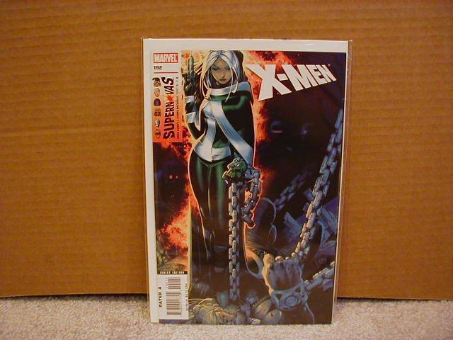 X-MEN #192 NM