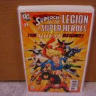 SUPERGIRL AND THE LEGION OF SUPERHEROES #31 NM