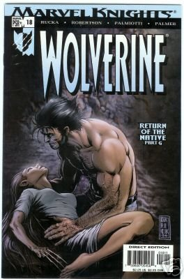 WOLVERINE VOL 2 #18 NM