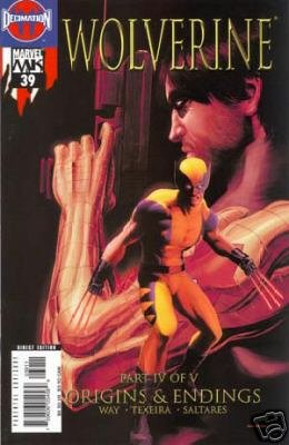 WOLVERINE VOL 2 #39 NM ORIGINS & ENDINGS
