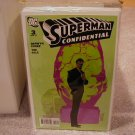 SUPERMAN CONFIDENTIAL #3 NM