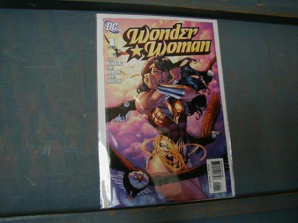 WONDER WOMAN #1 NM (2007)