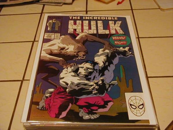 INCREDIBLE HULK #362