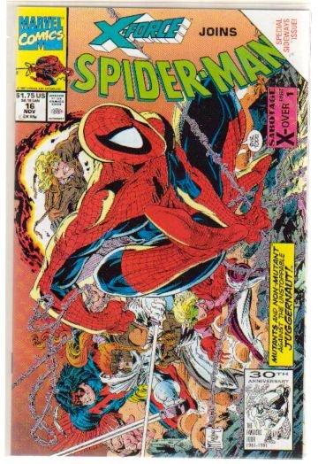 SPIDER-MAN #16