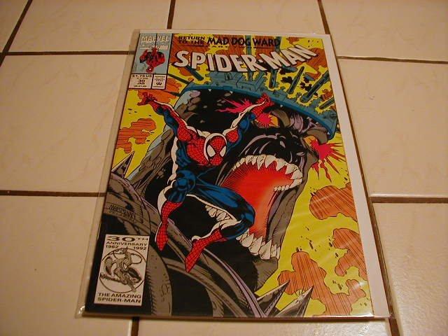 SPIDER-MAN #30