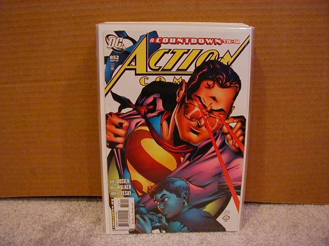 ACTION COMICS #852 NM