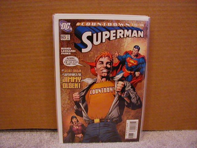 SUPERMAN #665 NM