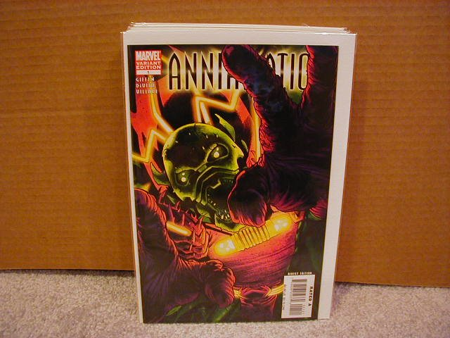 ANNIHILATION #1 VARIANT NM