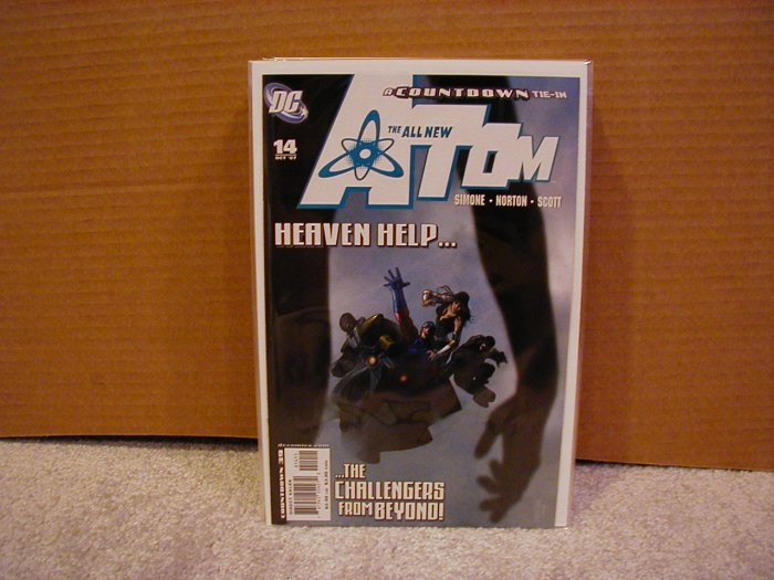 ALL NEW ATOM #14 NM
