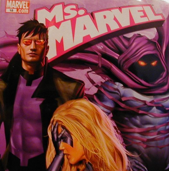 MS. MARVEL #18 NM (2007)