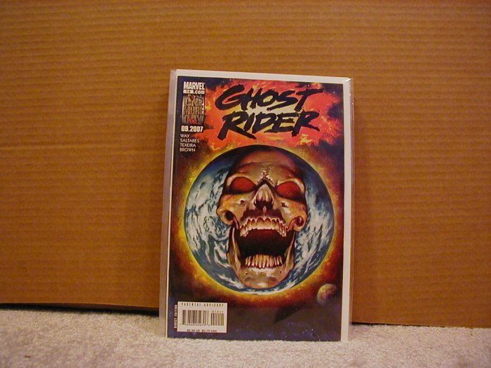GHOST RIDER #14 NM(2007)