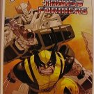 NEW AVENGERS TRANSFORMERS #2 NM