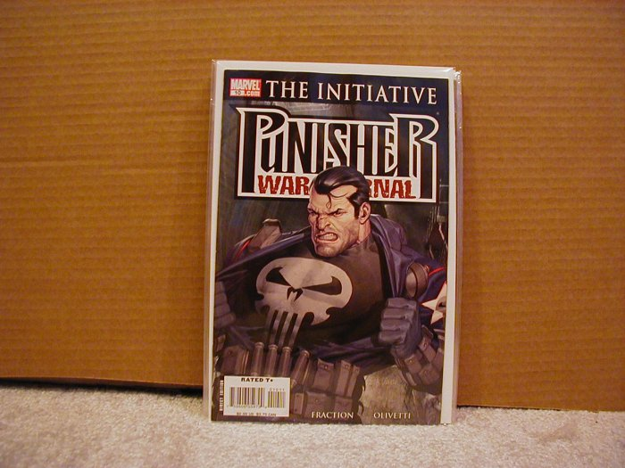 PUNISHER WAR JOURNAL #10 NM(2007)