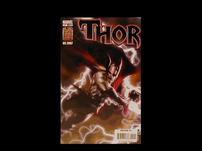 "THOR #2 NM (2007)  COVER ""A"""