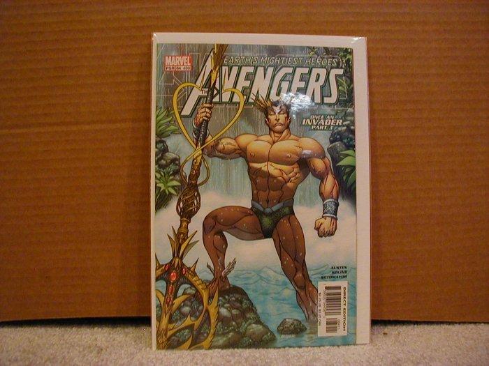 AVENGERS #84 (499)