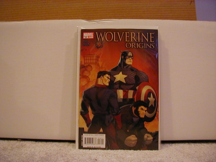 WOLVERINE ORIGINS #16 NM  COVER A