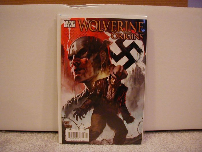 WOLVERINE ORIGINS #16 NM  COVER B