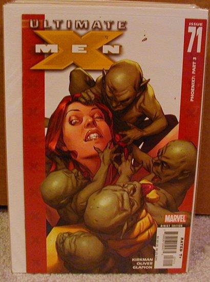 ULTIMATE X-MEN #71 NM