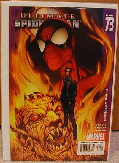 ULTIMATE SPIDER-MAN #73 NM