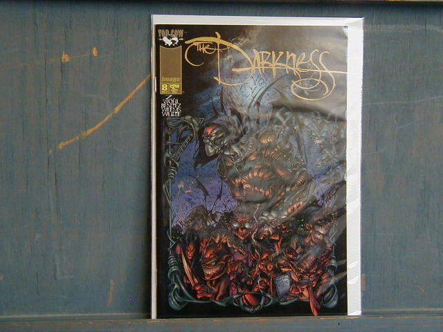 DARKNESS #8 VF OR BETTER