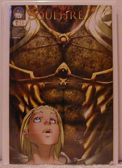 SOULFIRE  #3 A COVER NM