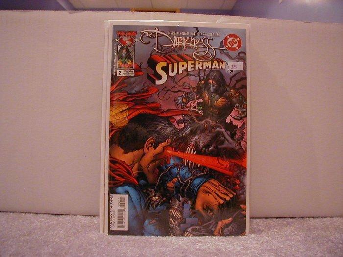 DARKNESS SUPERMAN #2 NM