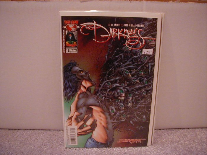 DARKNESS VOL 2 #16