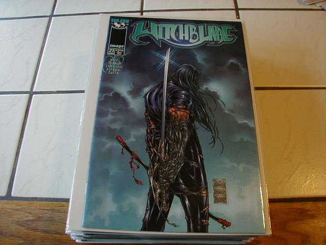 WITCHBLADE #21 VF/NM