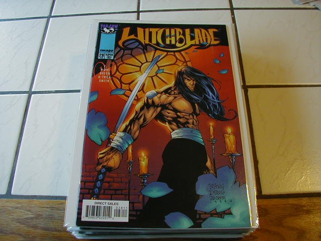 WITCHBLADE #28 VF/NM