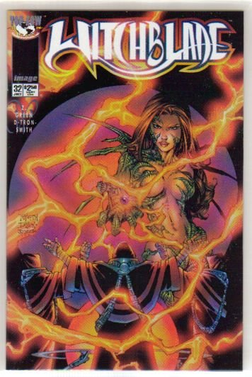 WITCHBLADE #32 VF/NM