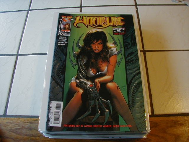 WITCHBLADE #77 NM