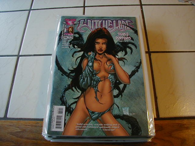 WITCHBLADE #79 NM