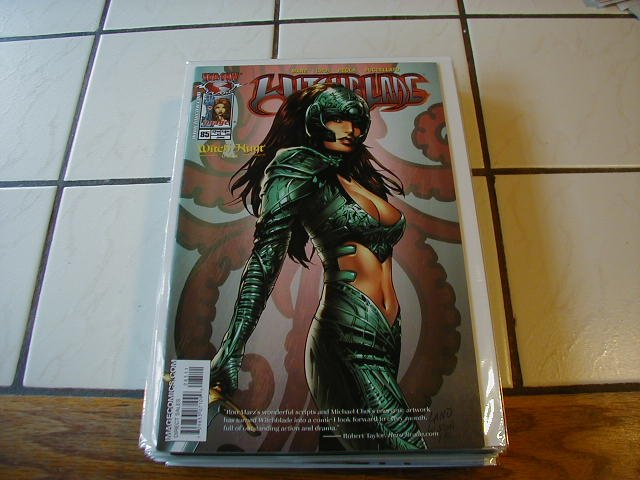 WITCHBLADE #85 NM