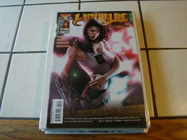 WITCHBLADE #87 NM