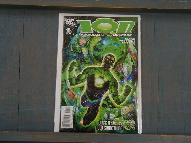 ION #1  NM  GREEN LANTERN