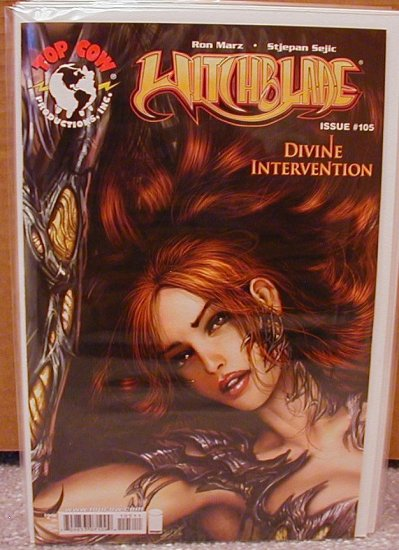 WITCHBLADE #105 NM
