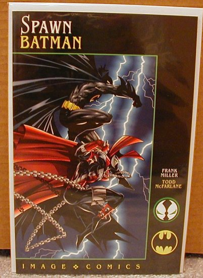 SPAWN BATMAN NM  ONE-SHOT