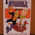 INVINCIBLE SCRIPT BOOK #1 NM