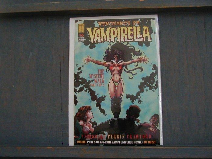 VENGEANCE OF VAMPIRELLA #18 VF/NM